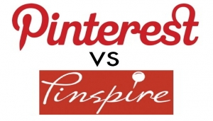 Pinterest versus Pinspire