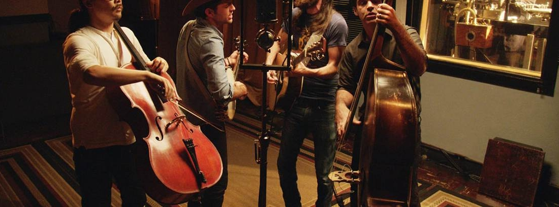 Avett Brothers American Epic