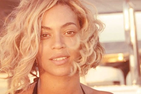 Beyonce sin maquillaje