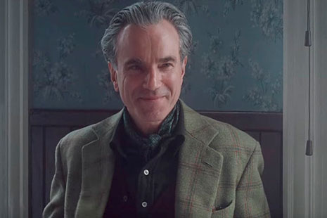 Daniel Day-Lewis en El hilo invisible