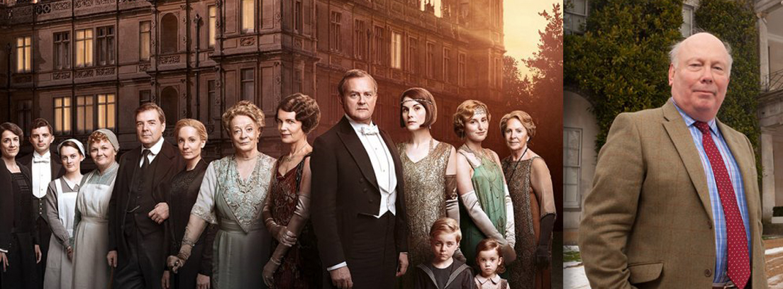 Julian Fellowes está detrás de The Gilded Age y Downton Abbey
