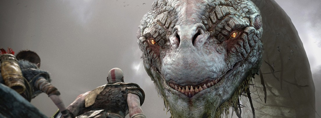 Kratos, protagonista de God of War 4 para PS4