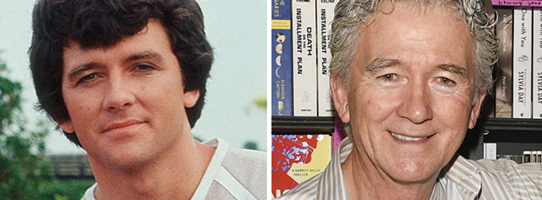 Patrick Duffy era Bobby Ewing en Dallas.