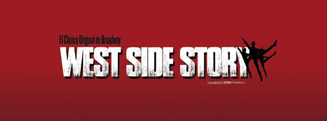Cartel del musical West Side Story