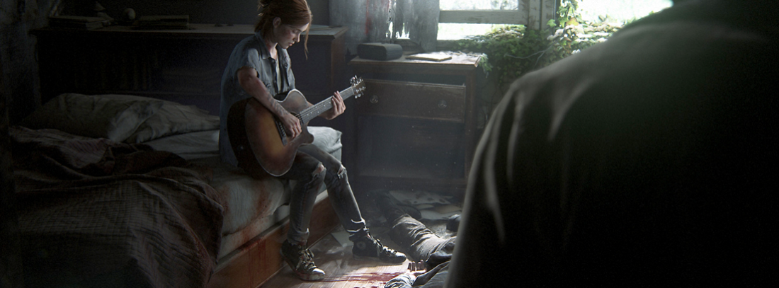 Una de las escenas de The Last of Us 2