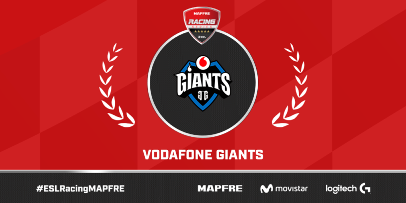 Escudería Vodafone Giants