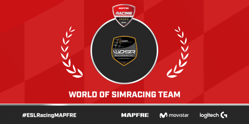 Escudería World Of Simracing Team