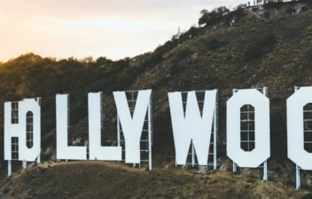Cartel de las letras de Hollywood