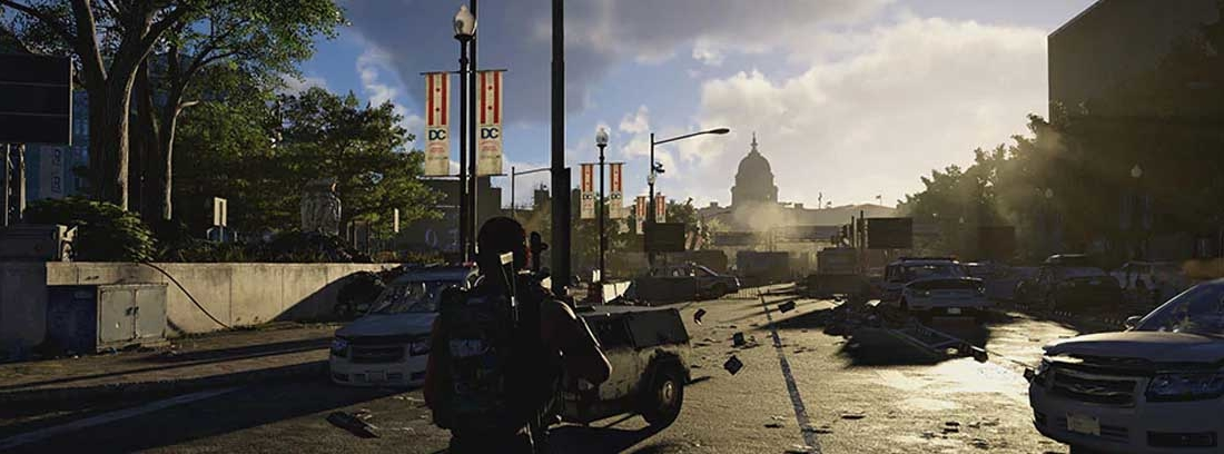 Los entornos de Washington son espectaculares en The Division 2