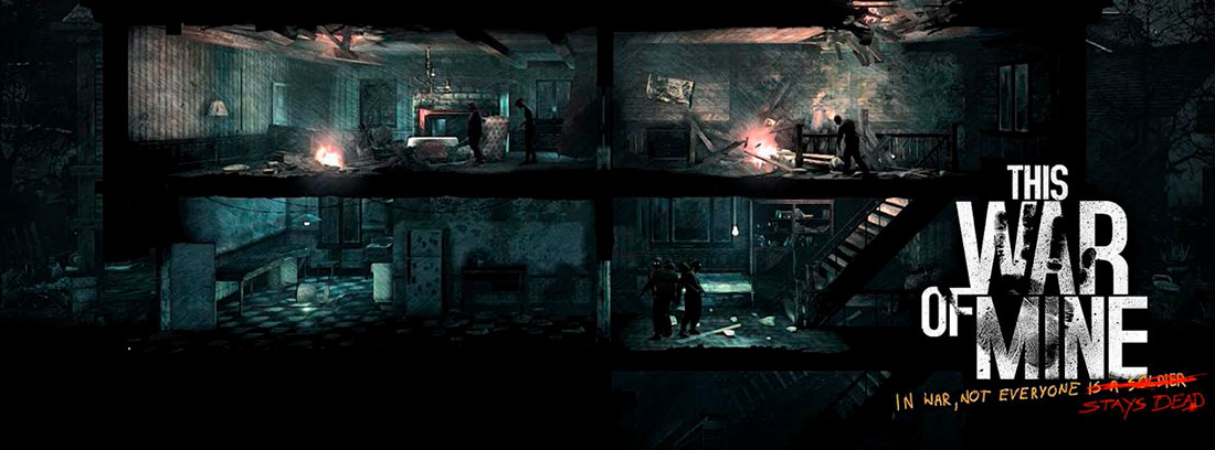 This War of Mine ha donado medio millón de dólares a la beneficencia