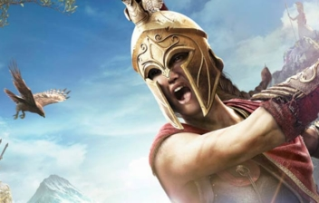 Alexa, protagonista de Assassins Creed Odyssey