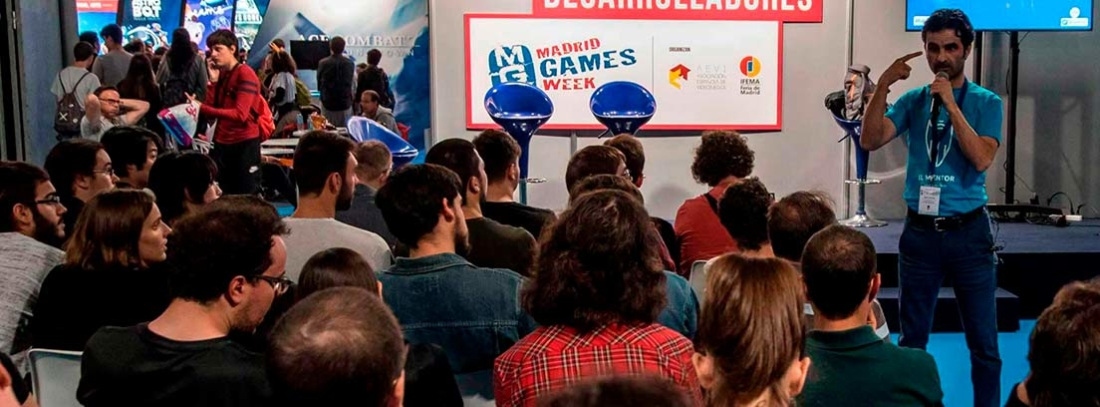 Madrid Games Week será un ágora de estudios independientes