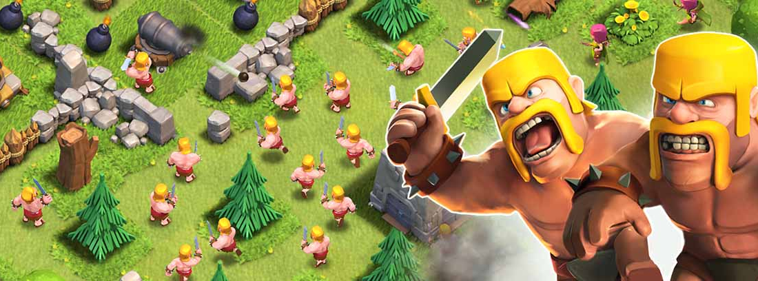 Carátula de Clash of Clans